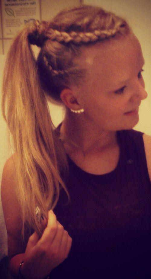 16 Best Basketball Hair Images On Pinterest
