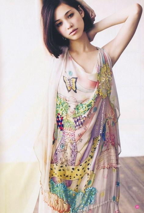 Mizuhara Kiko - 水原希子