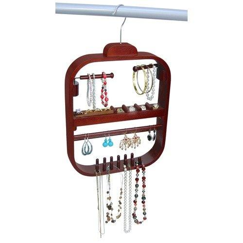 Jewelry Hanging Organizer Walmart Jewelry Ideas
