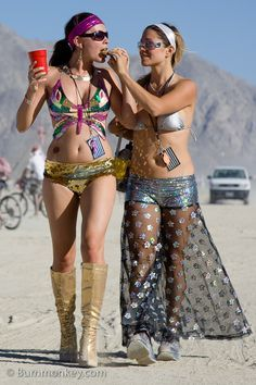 burning man best costumes - Google Search | BM | Burning ...