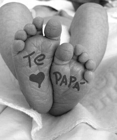 Día del padre 2017: 50 Regalos originales para papá - Regalos originales para papá: Fotografía tierna