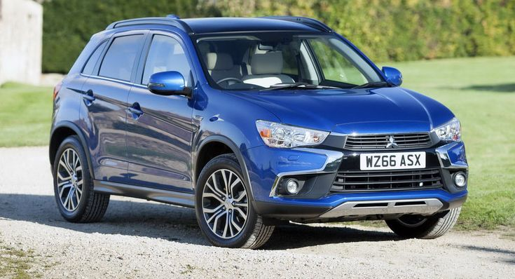 2017 Mitsubishi ASX Priced From £15,999 in the UK