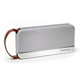 THOMSON Bluetooth høyttaler, liten og hendig med god lyd | Satelittservice tilbyr bla. HDTV, DVD, hjemmekino, parabol, data, satelittutstyr