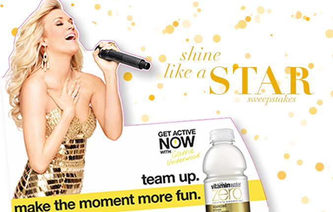 Carrie Underwood Shines In Lia Sophiaand You Can Too