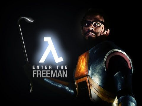 ENTER THE FREEMAN: Half-Life Film    Finally see Gordon Freeman in the flesh in this cinematic horror   short based on the video game Half-Life. Yes there will be headcrabs...