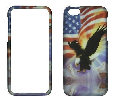 USA Hntng Hawk Apple iPhone 5C Case AT&T Verizon Sprint T-Mobile & All Carriers | eBay