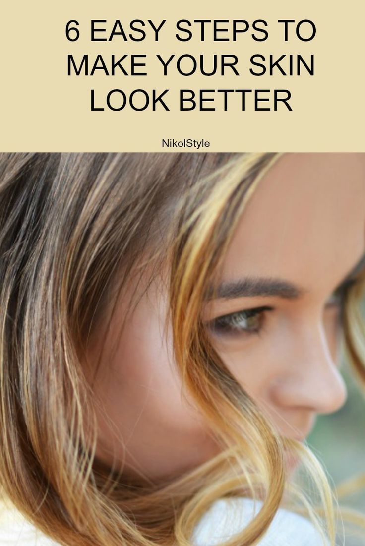 But still, there are some very easy steps that you can implement right away without much effort. They are practically the same beauty routine you are doing all the time but with some adjustments towards the quality of your actions