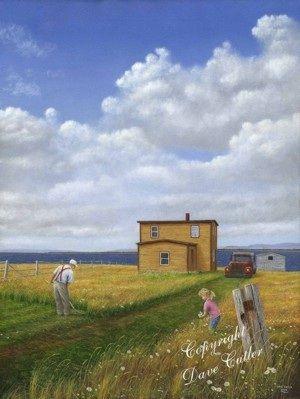 Newfoundland Art - Dave Cutler