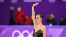 In the moments after she won Olympic bronze, Kaetlyn Osmond was asked to look back to when she missed the...