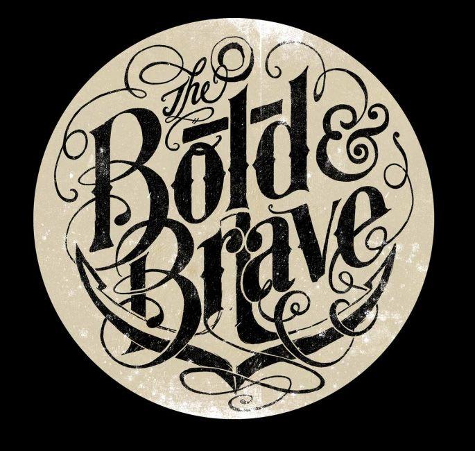 Bold and Brave by Jeremy Lord - The Drawing Arm :: Illustration Agency  #thedrawingarm #illustration #illustrator #commercialillustration #typography #lettering #boldandbrave #jeremylord