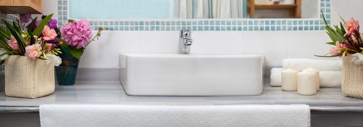 bathroom detail - Sun Villa
