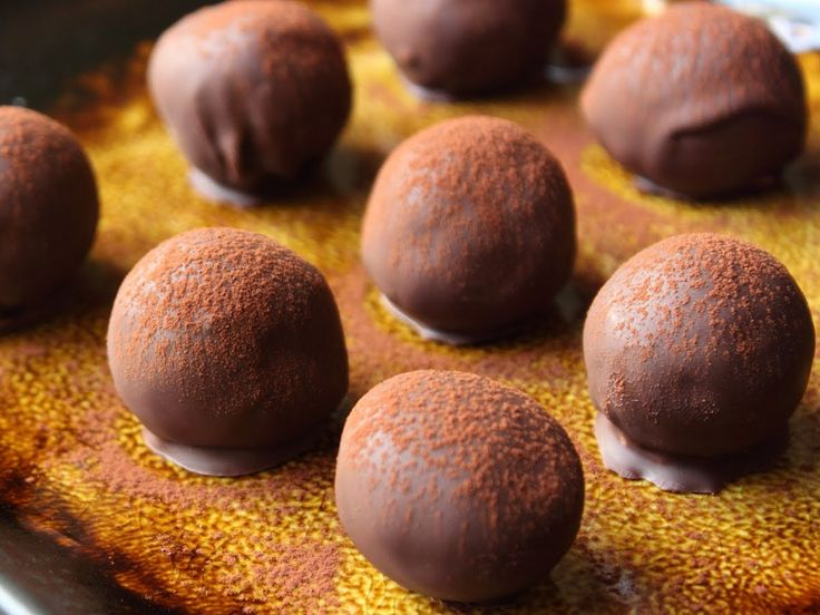Rum Balls by food wishes | Candy | Pinterest