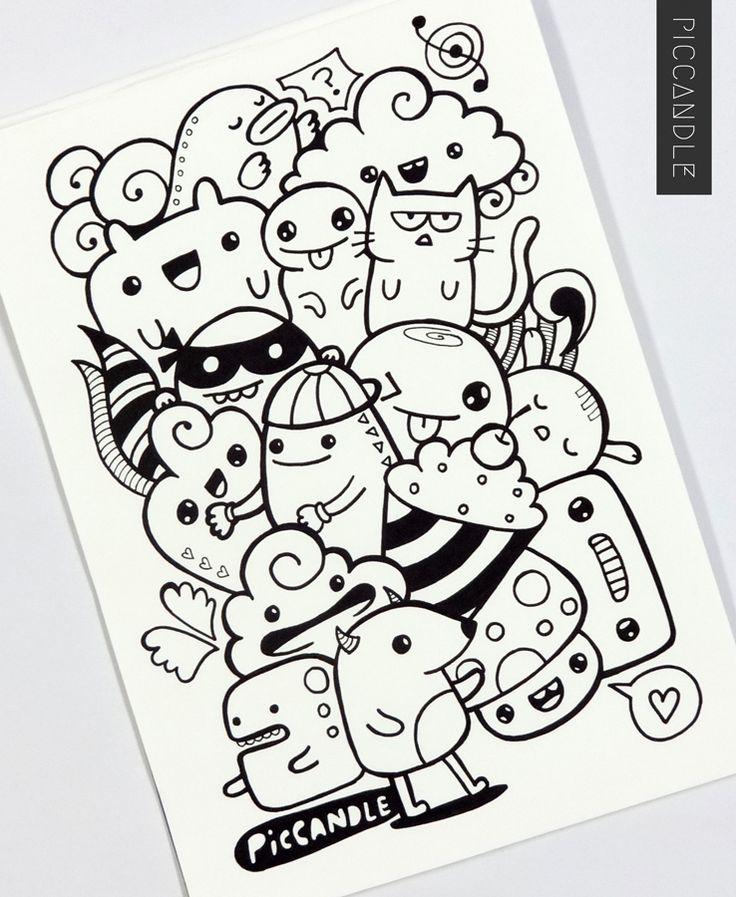 Just a random doodle doodle for Random sketch ideas