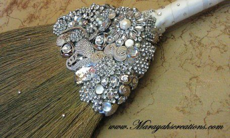 Wedding Broom Decorating Ideas