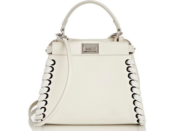 Fendi Bag White