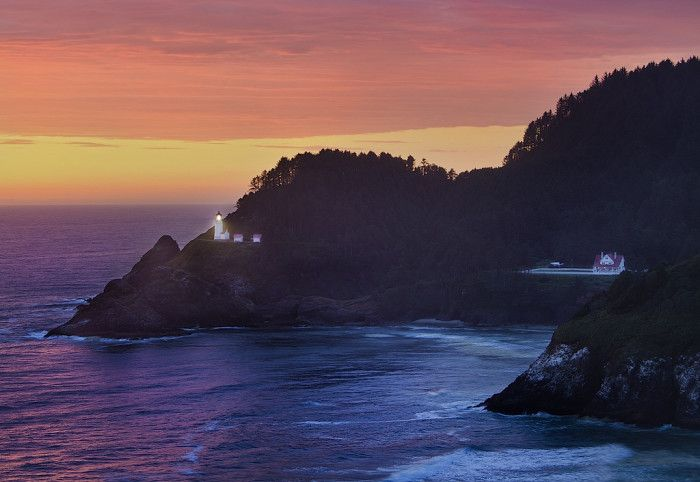 7) Spend the weekend in a gorgeous lighthouse.