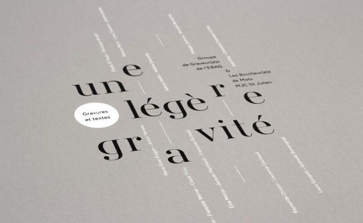 catalogue-art-contemporain-detail-couverture Quand la littérature rencontre la gravure, cela donne un catalogue d'une légère gravité... http://www.grapheine.com/portfolio/une-legere-gravite