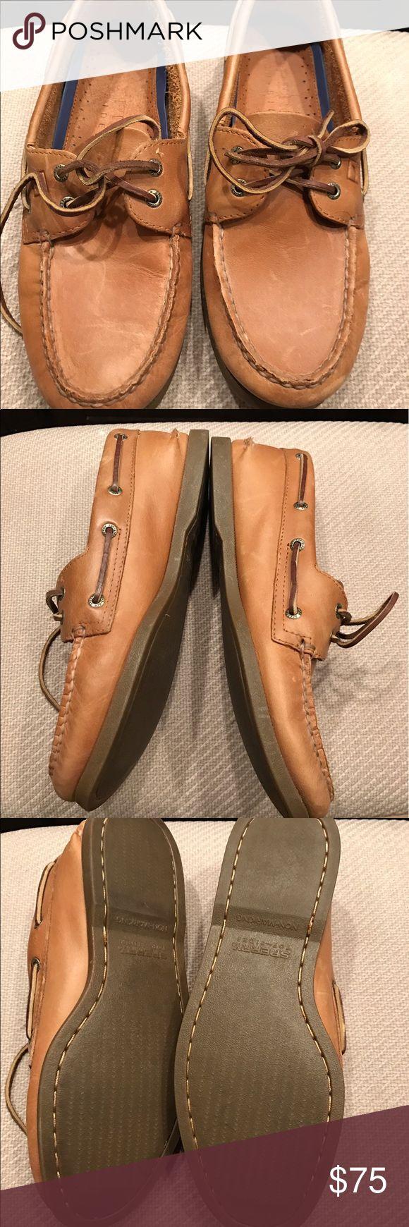 Men's sperrys size 10 brand new never worn Men's sperrys size 10 brand new never worn Sperry Shoes Boat Shoes
