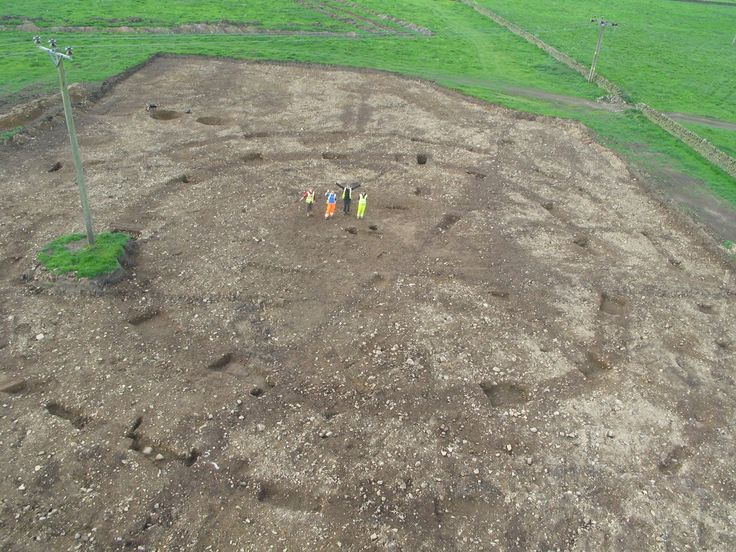Neolithic funerary urn unearthed at Silsden dig