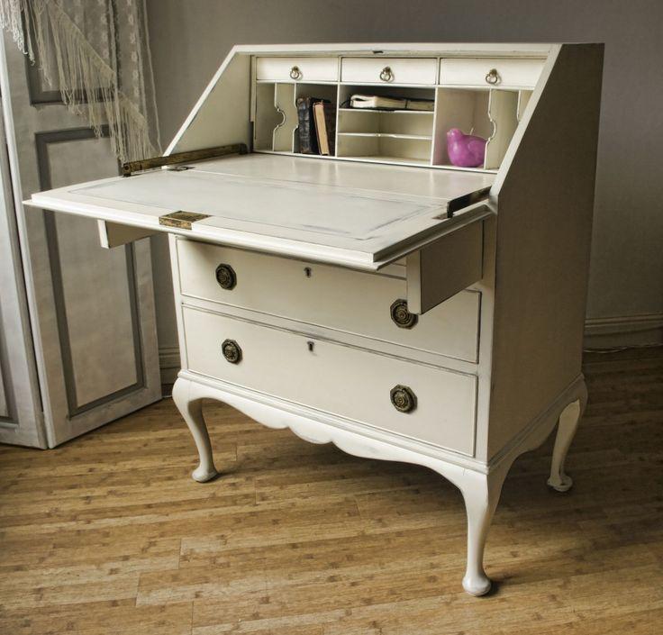 Office Furniture Houston Tx Painting: 134 Best Shabby Chic Office & Desks Images On Pinterest