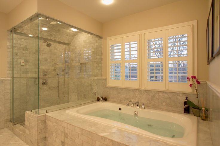 master bathroom photos gallery | Master Bathroom 3 - Shower Jacuzzi