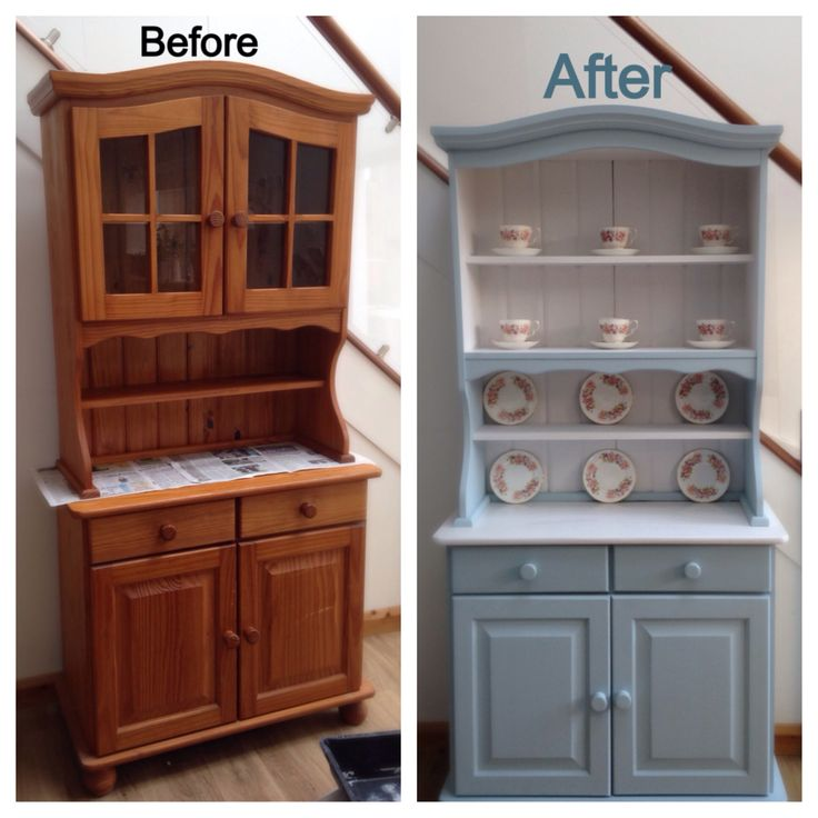 Welsh dresser project