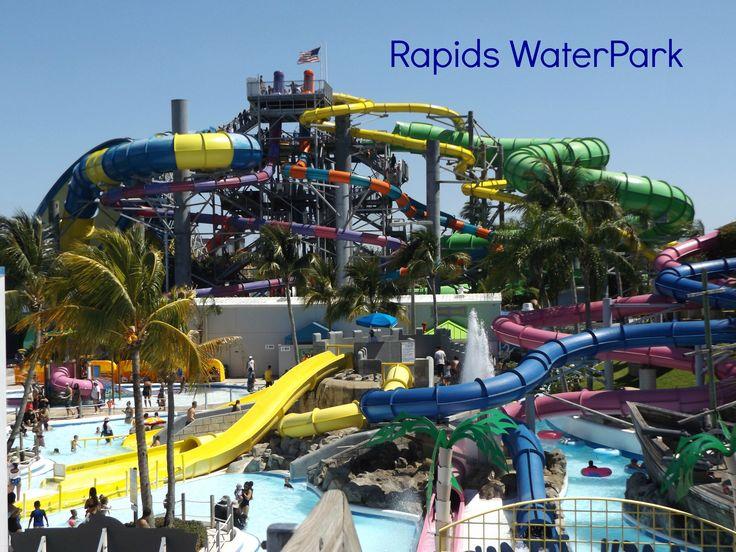 Rapids Water Park in Palm Beach, Florida