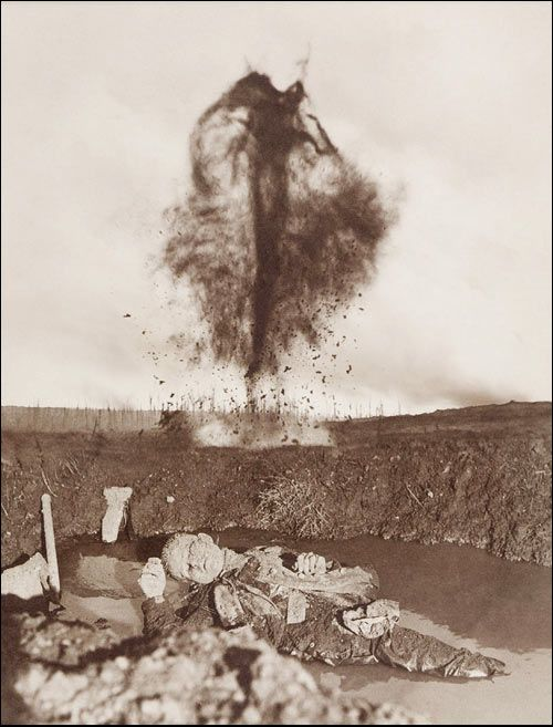 Death The Reaper, Pictures of the Great War by Frank Hurley