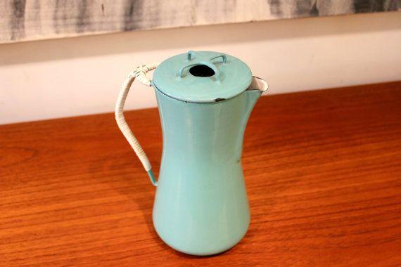 Dansk coffee pitcher / Dansk Kobenstyle designed by ColibriFinds, $35.00