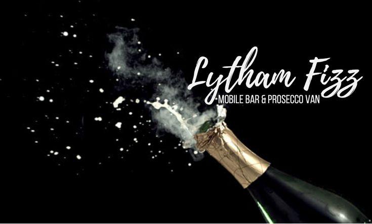 Mobile bar hire, cocktail bar hire, prosecco van. Lytham Fizz