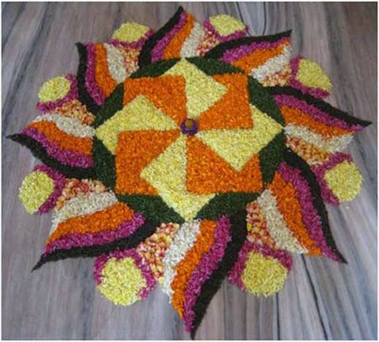 Awesome Rangoli Designs for Festive Occasions