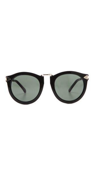 Karen Walker The Harvest Sunglasses.