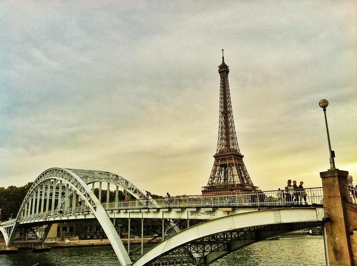 Presenting Paris...