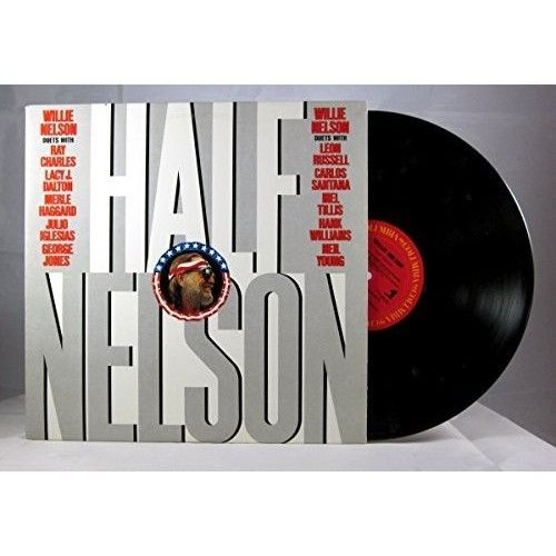 Willie Nelson & Friends--Half Nelson