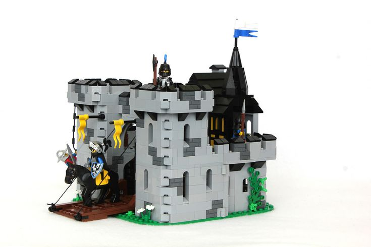 Black Falcon Fortress Update http://www.flickr.com/photos/66620538@N04/26424097815/