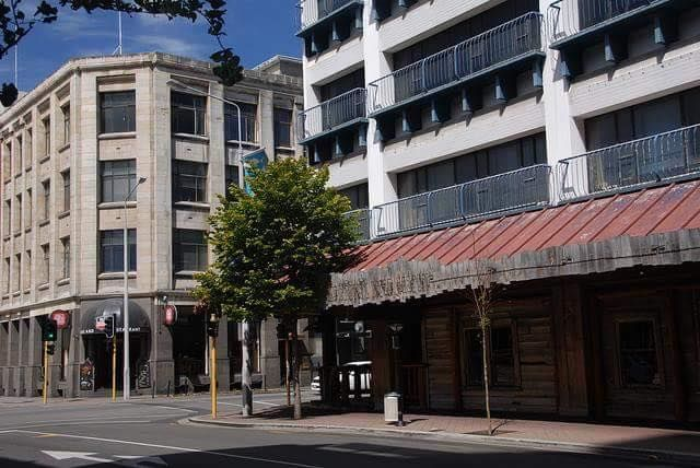 The Mole and Hog, Christchurch, New Zealand.