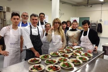 Cooking Class in Lucca's Historic Center