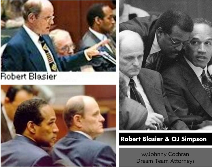 Robert Blasier was instrumental in the OJ Simpson trial. Check out his take on DNA here - http://prisonworldblogtalk.com/2013/02/07/the-prisonworld-radio-hour-gets-high-profile-case-educated-by-attorney-robert-blasier-from-the-oj-simpson-dream-team/