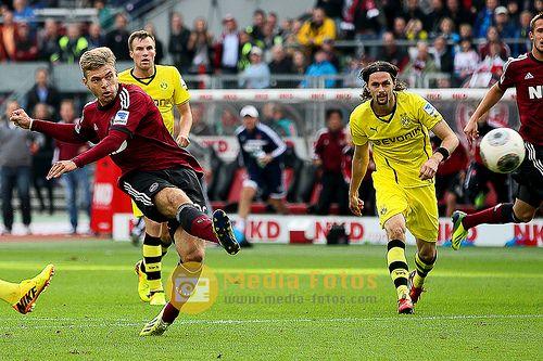 1. FC Nürnberg - Borussia Dortmund, 21.9.2013