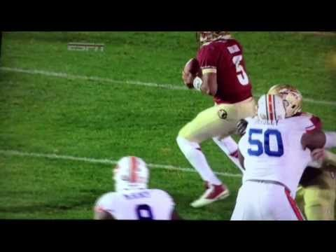 Jamies Winston Game Winning Drive in BCS National Championship Vs Auburn 2014 - YouTube