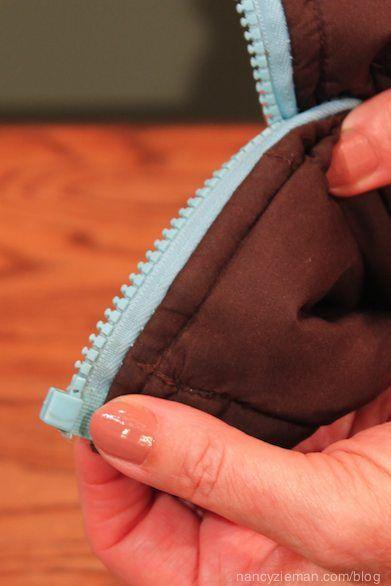 Nancy Zieman/How to repair zippers/Sewing With Nancy | Nancy Zieman Blog