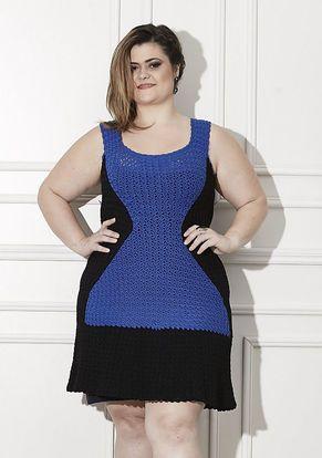 Plus Size - Vestido Verano Emagrecedor http://www.circulo.com.br/pt/receitas/moda-plus-size/plus-size-vestido-verano-emagrecedor