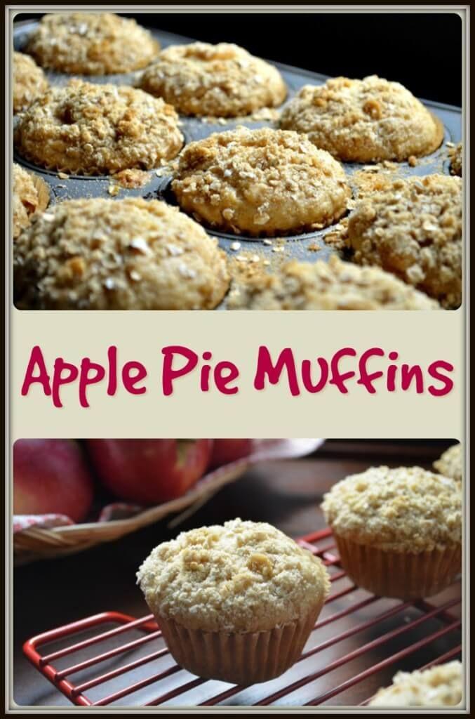 17 Best ideas about Apple Pie Muffins on Pinterest ...