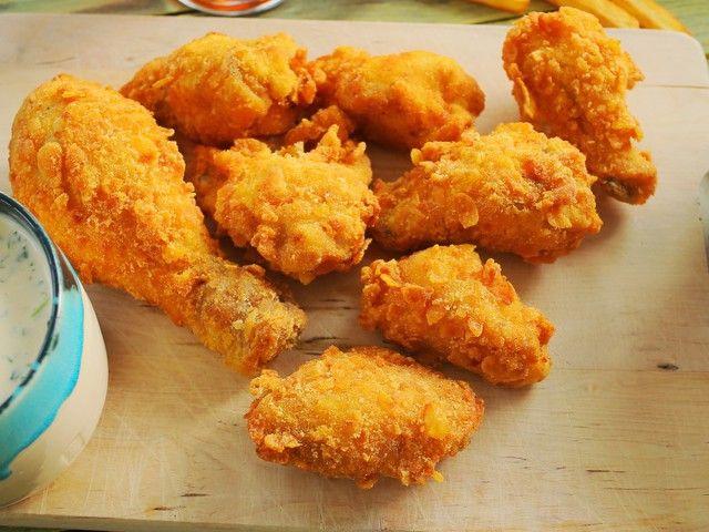 OMG: KFC csirke házilag! Ropogós bundával és ranch mártogatóssal