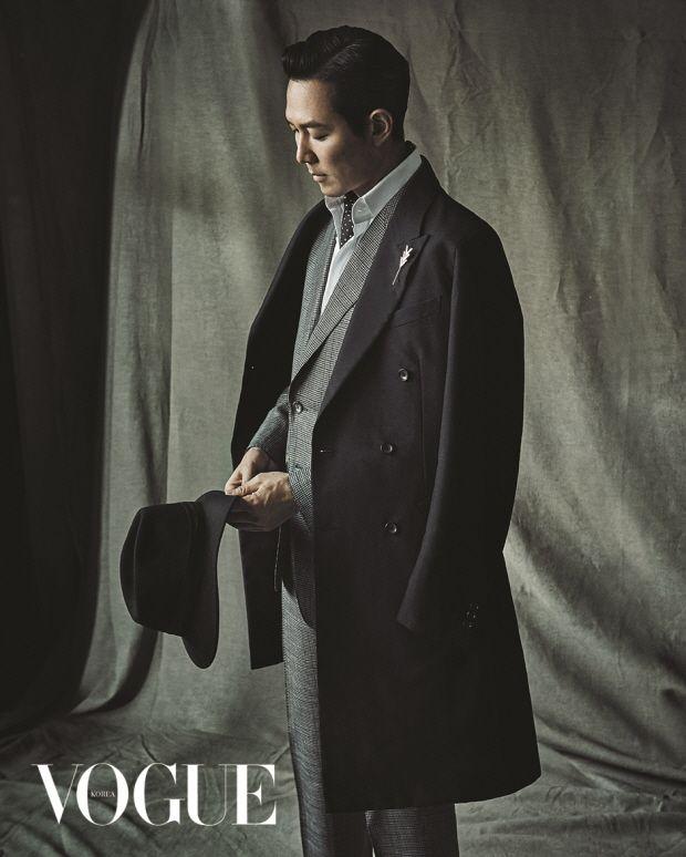 Lee Jung Jae Vogue Korea August 2015 Look 3
