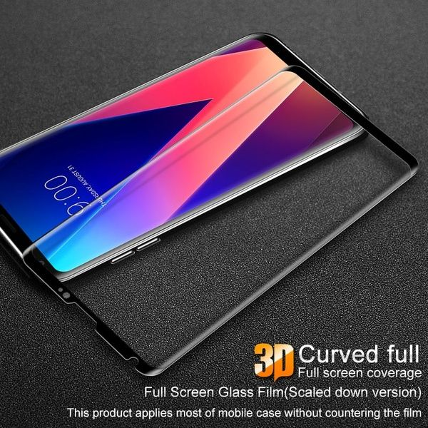 3D Curved Full Cover (Scaled Down Version)Tempered Glass for