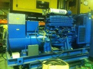 Volvo Marelli 400KVA Used Diesel Generator For Sale at www.generatorsukltd.com