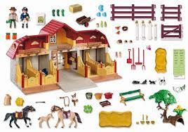 playmobil country pony stable 5517 - Google Search