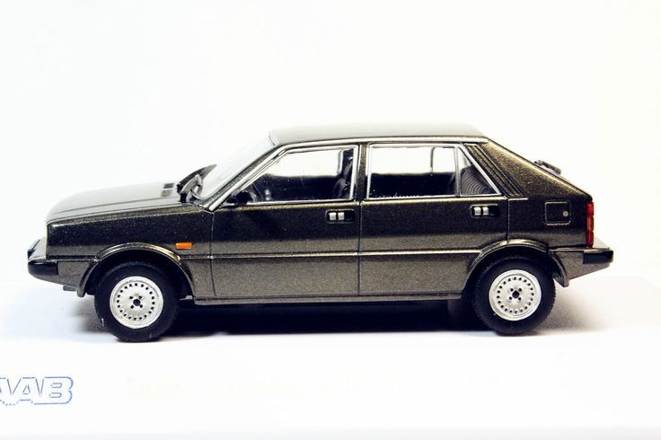 Saab museum collection - Saab Lancia 600 Gls