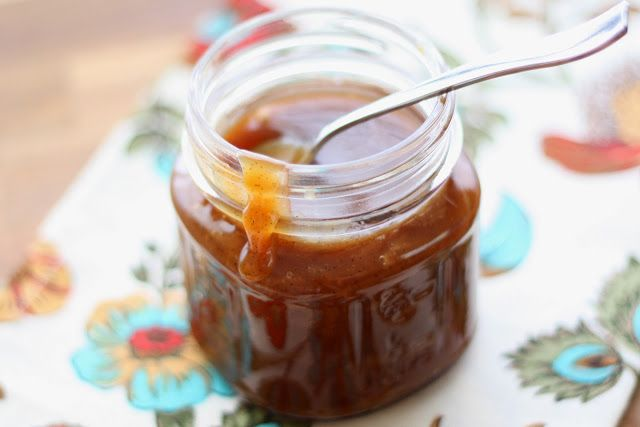 Barefeet In The Kitchen: Vanilla Bean Salted Caramel Sauce